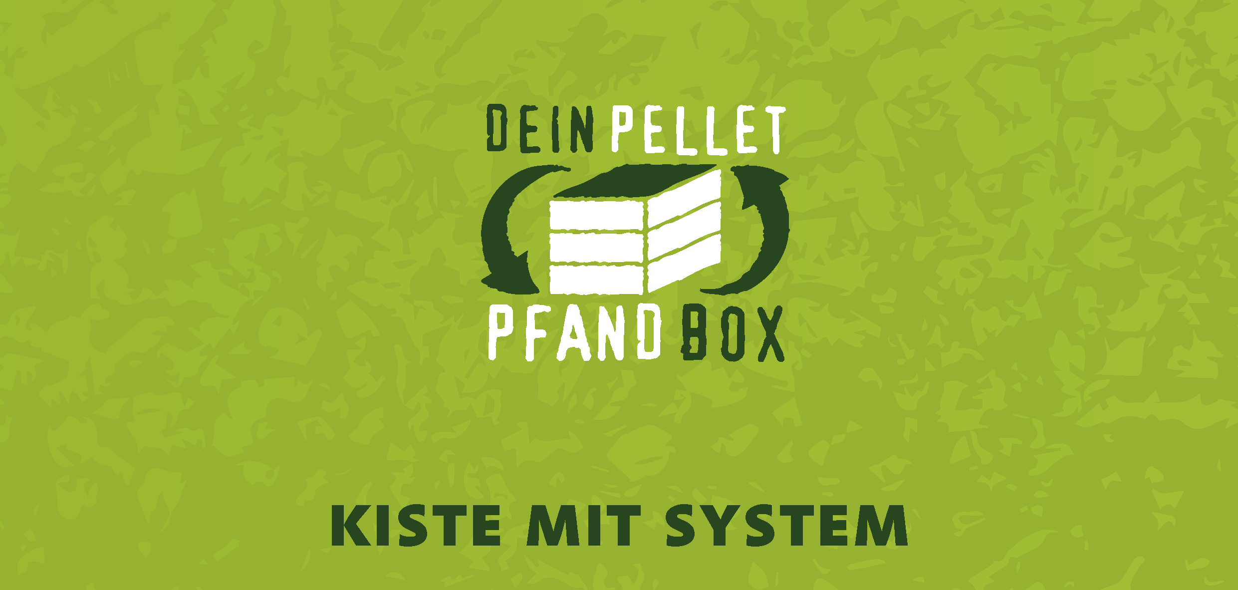 DEINPELLET Pfandbox-Flyer